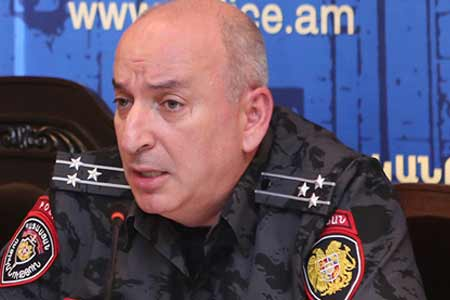 Deputy Minister of Defense of Armenia refused to comment on  Azerbaijani aircraft at Vorotan