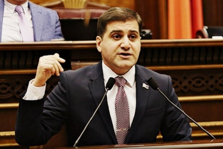Armenia should immediately announce the termination of all political  negotiations - Arman Babajanyan
