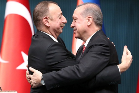 Aliyev called Erdogan again