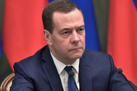 Medvedev is concerned about the activities of the United States in  biological laboratories in the CIS