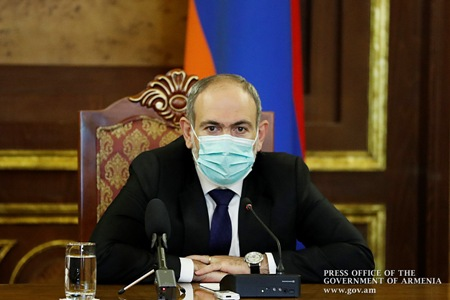 Pashinyan: Those who sow panic in the country have only one goal - to  return to power through bloodshed