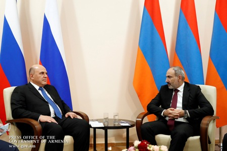 Russian government presented its version of the Pashinyan-Mishustin  conversation: Karabakh was the main topic