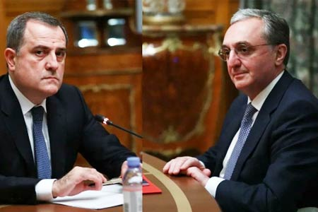 Today`s Geneva meeting of the Foreign Ministers of Armenia and  Azerbaijan postponed
