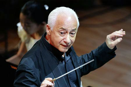 Vladimir Spivakov donated his fee for the upcoming concert to the  Fund to Aid the Children of Artsakh