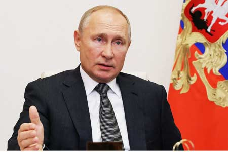 Vladimir Putin: The most important component is the possibility of  restoring trade and economic ties, transport routes in the region