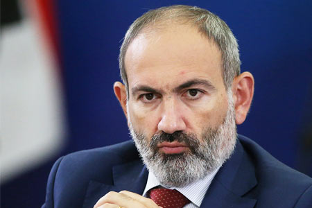 Nikol Pashinyan: Fascism flourishes in Azerbaijan after the Artsakh  war