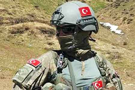 @wargonzo: Turkey has deployed 1,200 special forces to Karabakh