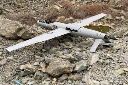 Artsakh Defense Army units shot down another enemy strike UAV