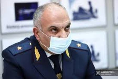 Military Prosecutor of Armenia met with employees of  Russian  Prosecutor`s Office in Artsakh