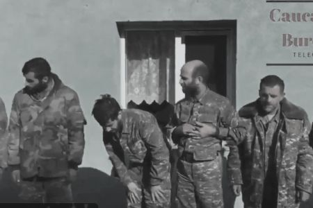 NSS: Videos with prisoners distributed by the Azerbaijani side are  often not related to the military actions in Artsakh