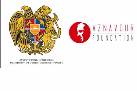 Aznavour Foundation to send 35 tons of humanitarian aid to Armenia