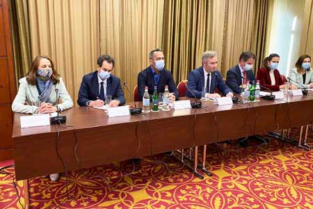 Jean-Baptiste Lemoyne: France will provide Armenia with long-term  assistance