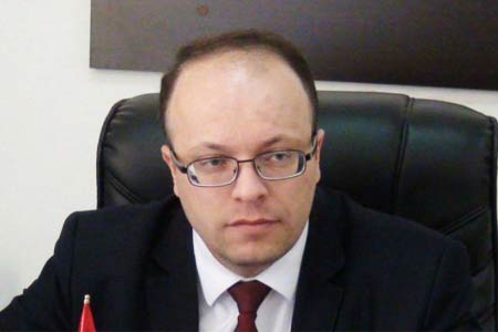Vice-governor of Shirak region resigned