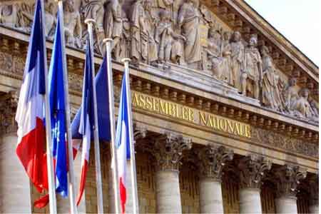 French National Assembly by a majority of votes adopted a resolution  on need to recognize Artsakh