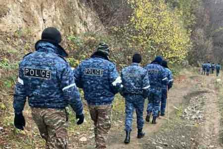 State Emergency Service of Artsakh resumes search work in the combat  zone