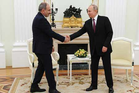 Pashinyan proposed President Vladimir Putin to consider the  possibility of building a new nuclear power plant in Armenia