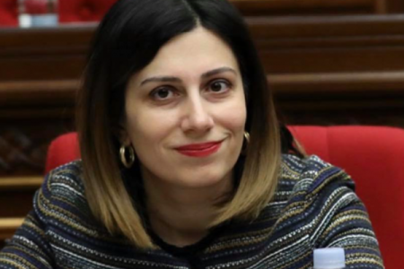 Anahit Avanesyan appointed new Health Minister of Armenia