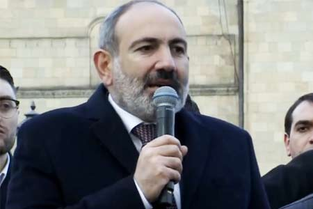 Nikol Pashinyan: The army should obey only the government elected by  the people