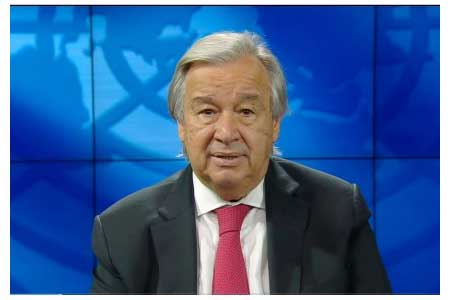 United Nations Secretary-General s message to the participants of the International Conference held in Ashkhabad