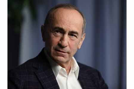 Robert Kocharyan: The ideas propagated by the Soros Foundation are  rumored with the role that Armenia could play in the region