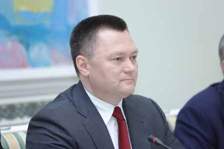Prosecutor General of Russia noted the importance of the full  implementation of the 8th clause of the Tripartite Agreement of  November 9