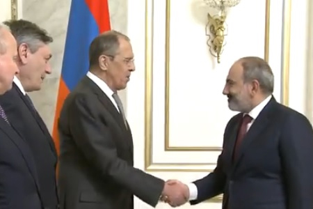 Lavrov: Unblocking of transport communications will allow in practice  to end Armenia`s blockade and ensure mutually beneficial interaction  of all countries of the region